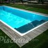 Construcción piscina en parcela de 1000 metros cuadrados