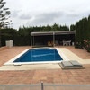 Reforma piscina en la alcayna murcia