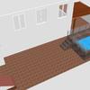 Construir piscina elevada de obra