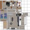 Reforma de vivienda +/- 75m2