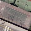 Cubrir pista de tenis