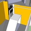 Pladur dos paredes y una puerta corredera