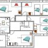 Tabicar habitaciones, suelo tarima, alicatar baño y bajar techo decorativo madera