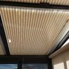 Cambiar 5 paneles de policarbonato 163x103 aproximadamente