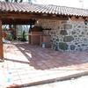 Cerramiento practicable porche madera