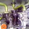 Goteo de agua en caldera