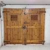 Remplazar puerta de garaje