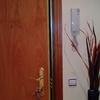 Instalar una segunda cerradura en puerta blindada