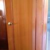 Lacado 30 puertas de pino en color blanco