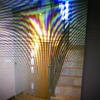 Puerta de cristal corredera automática
