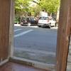 Puerta de entrada de madera y blindada para una vivienda en belianes (lleida)