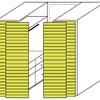 Armario-vestidor para dormitorio