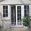 Cierre de doble puerta pvc y doble acristalamiento