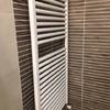 Pintado radiador-toallero en tres cantos-madrid