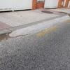 Rampa/salva bordillo para entrada de garaje