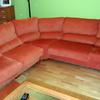 Reparación cojines de sofá