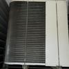 Reparar fuga y cargar r22 sistema de bomba calor/frio