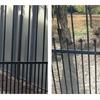 Suministrar carpintería metálica para entrada de finca rústica (sin instalación)