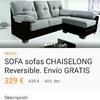 Subir un sofá cheiselong