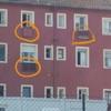 Anular las fresqueras de la fachada