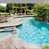 Reforma piscina, jardín, vallados