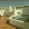 Piscina en terraza atico