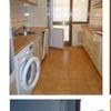 Quitar gotele y pintar casa de 117 metros pintura de muebles de cocina, azulejos