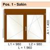 Suministrar Carpintería PVC (Sin Instalación)