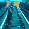 Instalación eléctrica para cargar patinetes