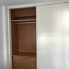 Forrar armario empotrado y puertas corredera