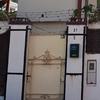 Puerta corredera entrada garaje y peatonal