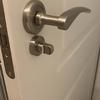 Reparación puerta interior habitación (blanca)
