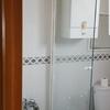 Cambiar bañera por ducha + eliminar estantería + eliminar suelo