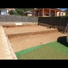 Construir piscina, cerramiento y caseta jardín