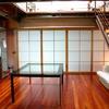 Cierre paneles correderos en pvc para salon