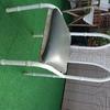 Retapizar 4 sillas exterior