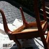 Relleno espuma asiento sillon