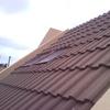 Sellar filtraciones en 13 claraboyas  de techo inclinado