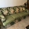 Tapizar un sofa cama y dos butacas