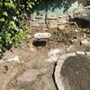 Solar pequeña superficie jardín