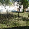 Limpiar solar de arbustos y maleza