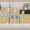 Reforma de la planta semisotano diafana, realizar las paredes de distribución de las habitaciones y reformar el baño