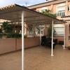 Instalación techado en terraza
