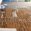 Quitar el techo de amiante y colocar otro