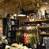 Realización del proyecto y ejecución de tiendas de ropa, jeans y sportswear