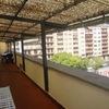 Cerramiento de terraza sin fecha prevista de realizacion