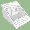 Construcción de un techado para una terraza