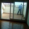 Pintar duplex pequeño con escalera caracol