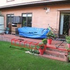 Ampliación de terraza y alicatar/solar