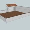 Cerramiento terraza (aluminio o similar) 2 paredes + techo